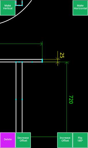 Inard cad xem ban ve 2D 3D CAD android