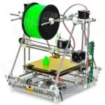 Tự chế máy in 3D Reprap giá rẻ, tại sao không?