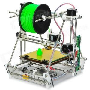 Tự chế máy in 3D Reprap giá rẻ, tại sao không? Chiếc máy in 3D Reprap Prusa i3