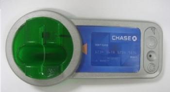 Máy in 3D tạo một bộ đọc thẻ ATM giống hệt như thật