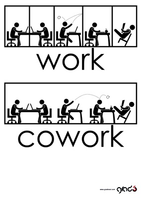 Co-working Space của một Starter