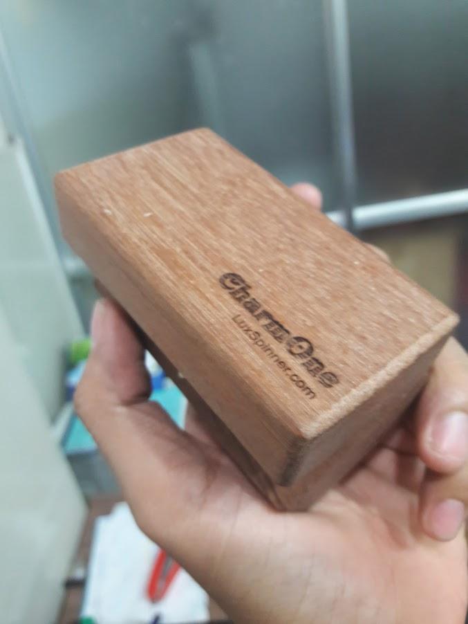 Hộp gỗ Spinner, hộp gỗ quà tặng