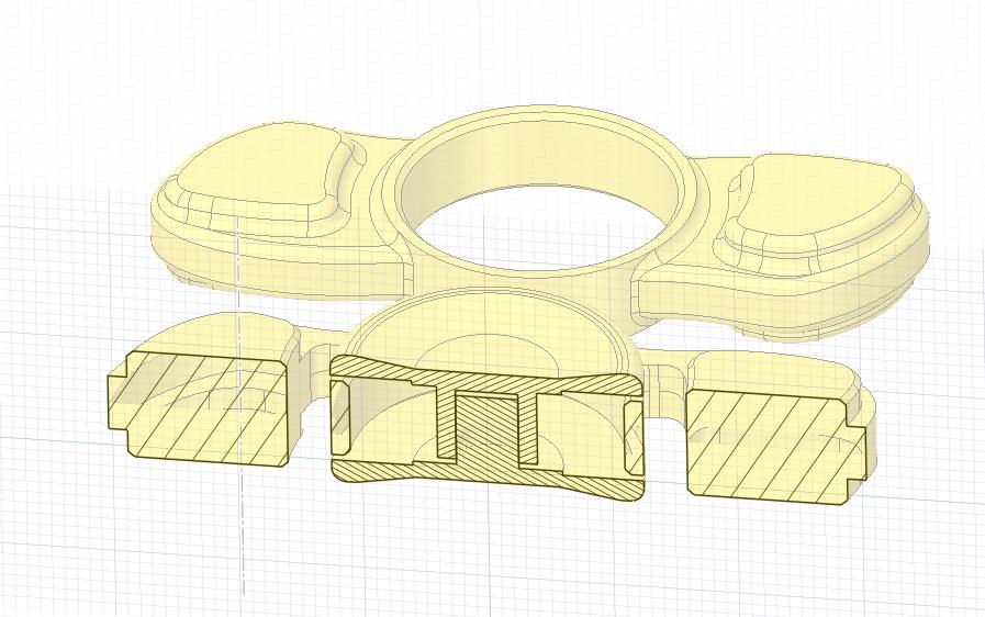 Tôi đã thiết kế - phát triển mẫu Spinner Charm ONE như thế nào?