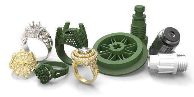 in 3D resin có tầm ứng dụng rất rộng!