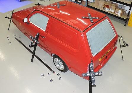 kỸ THUẬT SCAN 3d XE OTO. quét mẫu xe hơi 3d