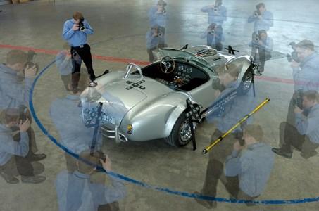 Kỹ thuật scan 3D bằng cách chụp hình: Quang trắc (Photogrammetry)