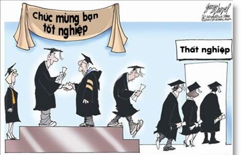 Vài kiểu sinh viên ra trường..mãi không bao giờ có việc làm!