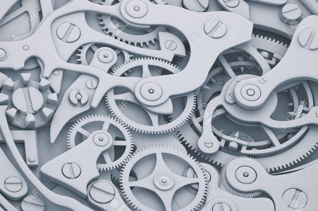 Ebook và video mô phỏng 1700 cơ cấu cơ khí máy
